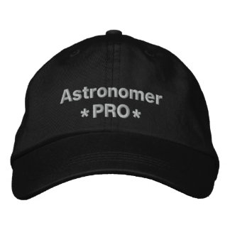 Astronom Pro Bestickte Baseballkappe