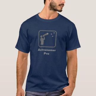 Astronom Pro (graues Logo) T-Shirt