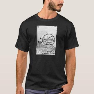Astronomen, die während der Edo-Zeit arbeiten T-Shirt