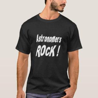 Astronomen-Felsen! T - Shirt