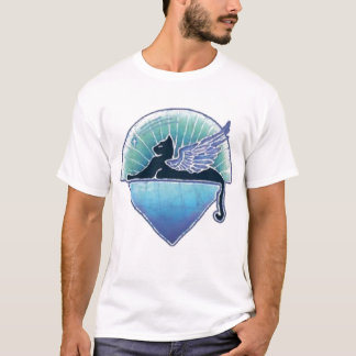 astronomische Katze T-Shirt