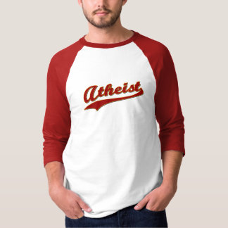 atheistisches Team-Shirt T-Shirt