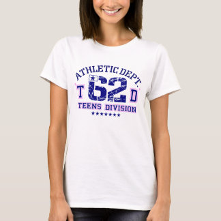 ATHLETIC DEPT. TEENS DIVISION T-Shirt