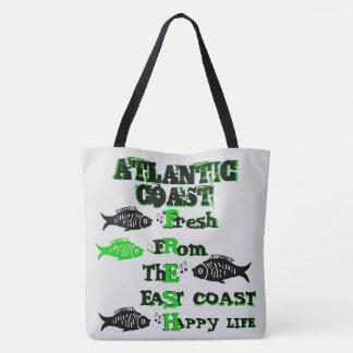 Atlantik-Küste neues eastcoast glückliche