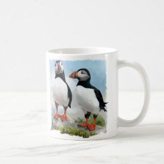 Atlantische Papageientaucher Kaffeetasse