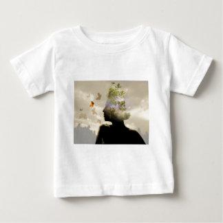 Atmen Sie Baby T-shirt