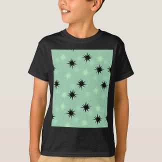 Atomtürkis-Sternexplosion-T - Shirt