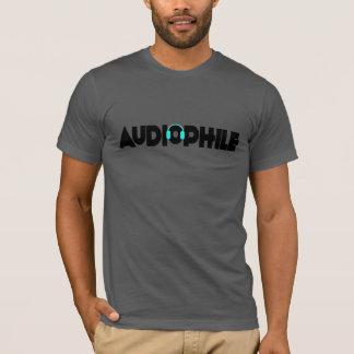 Audiophile Unisexsitzt-stück T-Shirt