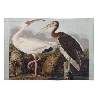 Audubon Weiß IBIS Tisch Set