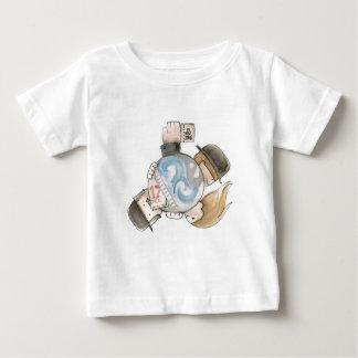 Auf der ganzen Welt in 80 Tage Baby T-shirt