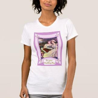 Auf der Weise zur Hochzeit T-Shirt