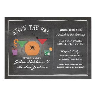 Auf Lager Sie das Bar, das gotische Karte