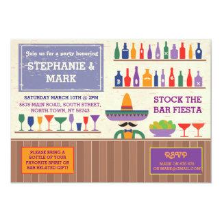 Auf Lager Sie die Bar-Party-Fiesta, die Karte