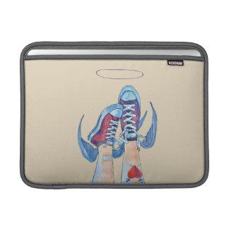 auf oder ab?! sleeves fürs MacBook air