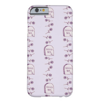 Auf Wiedersehen EMILY x MILKGRRL Barely There iPhone 6 Hülle