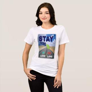 Aufenthalt in Ihrem Weg-T - Shirt