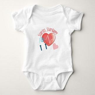 Aufenthalt-Sitz Baby Strampler