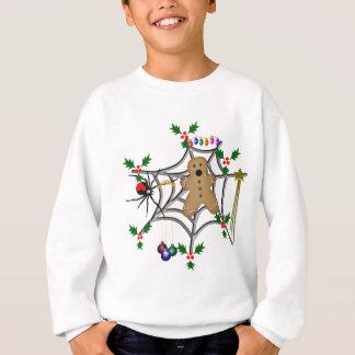 Aufgefangener Lebkuchen Sweatshirt