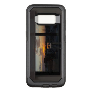 Aufpassen des Sonnenuntergangs OtterBox Commuter Samsung Galaxy S8 Hülle