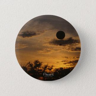 Aufstiegs-Knopf Runder Button 5,7 Cm