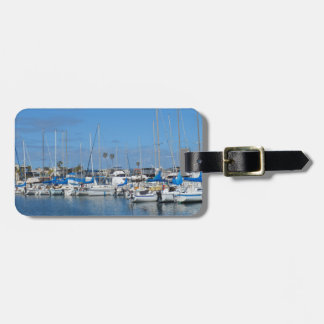 Auftrag-Bucht San Diego Gepäckanhänger