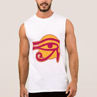 Auge von Horus Ärmelloses Shirt
