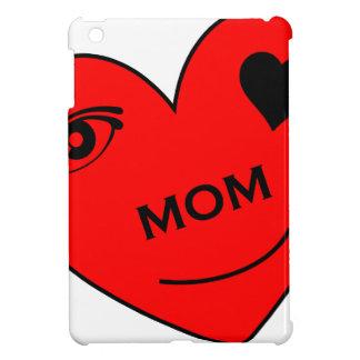 Augen-Liebe meine Mamma iPad Mini Hülle