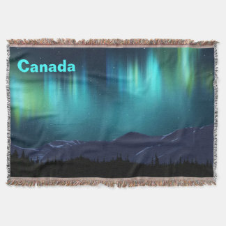 Aurora Borealis Decke