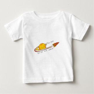 Aus dieser Welt heraus Baby T-shirt