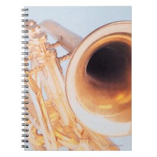Ausführliche Trompete 2 Spiralblock