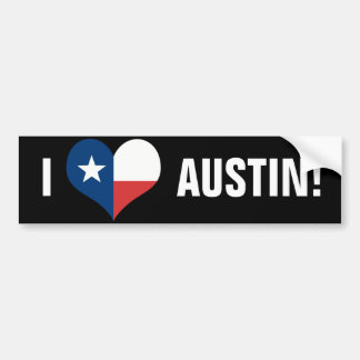 Austin Autoaufkleber