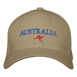 Australien Bestickte Baseballkappe