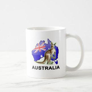 Australien Kaffeetasse