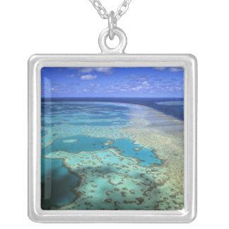 Australien - Queensland - Great Barrier Reef. 4 Versilberte Kette