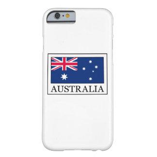 Australien-Telefonkasten Barely There iPhone 6 Hülle