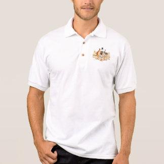 Australien-Wappen Poloshirt