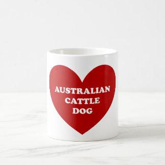 Australischer Vieh-Hund Tasse