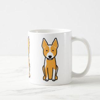 Australischer Vieh-HundeCartoon Kaffeetasse