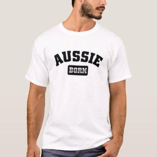 Australisches geborenes T-Shirt