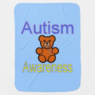 Autismusbabydecke Babydecken