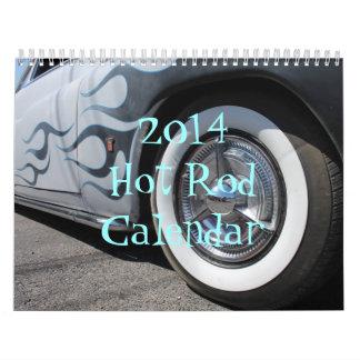 Auto-Kalender 2014 Wandkalender