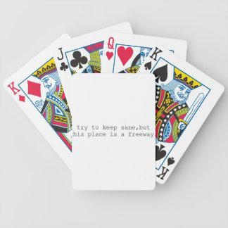Autobahn Poker Karten