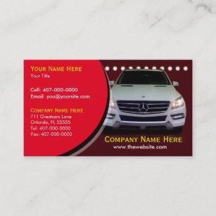 Autohändler Verkaufsstelle Visitenkarten Zazzle At