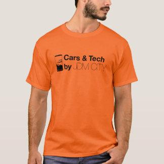 Autos und Technologie durch JDM Stadt T-Shirt