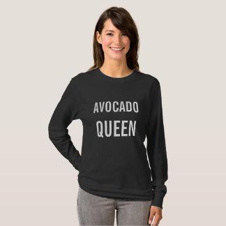 Avocado-Königin T-Shirt
