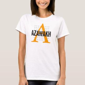 Azawakh Zucht-Monogramm T-Shirt