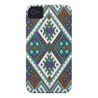 Aztekisches Pixel-Muster. A muss Tendenz haben iPhone 4 Hülle