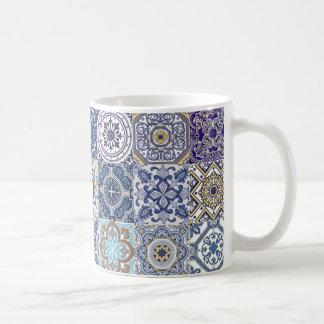 azulejosBecher gemischt Kaffeetasse