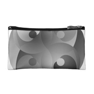 B/W Balance durch Kenneth Yoncich Makeup-Tasche
