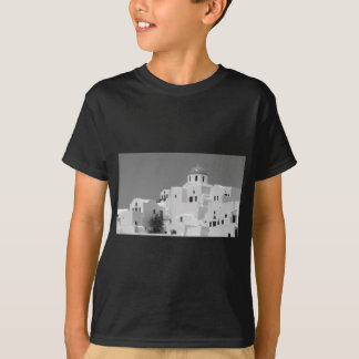 B&W Santorini 9 T-Shirt